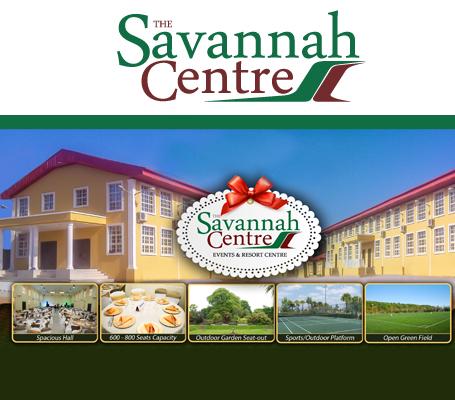 Savannah Centre