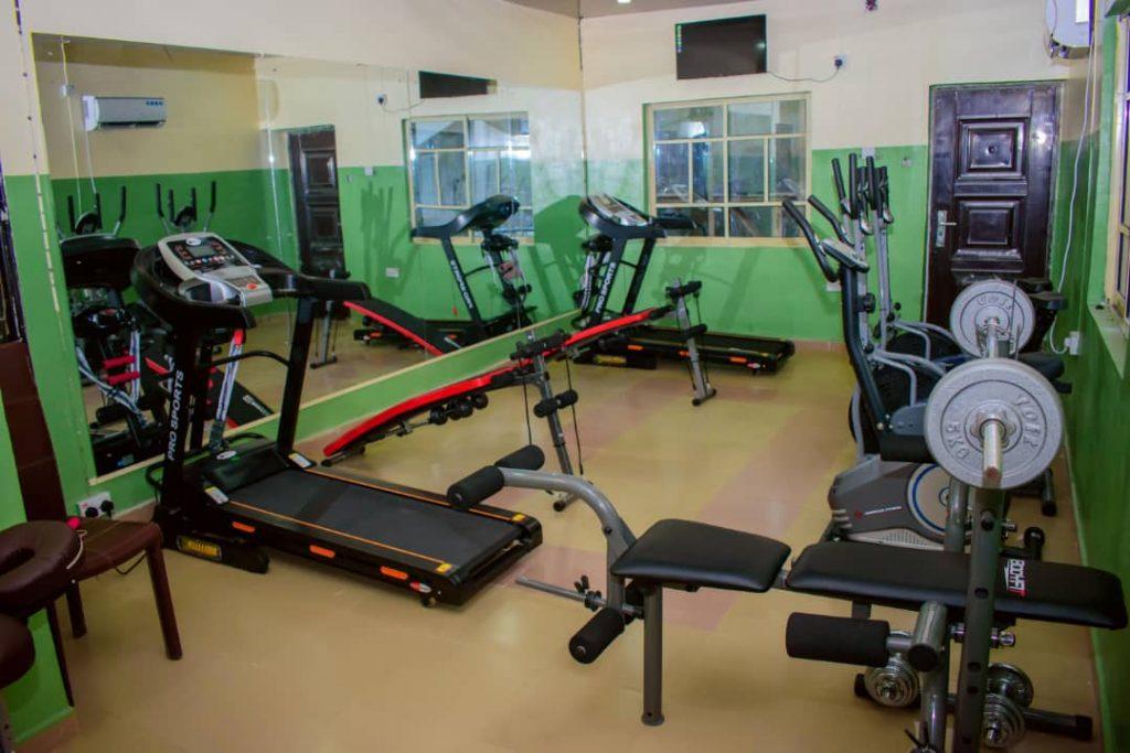 Yusjib Gym