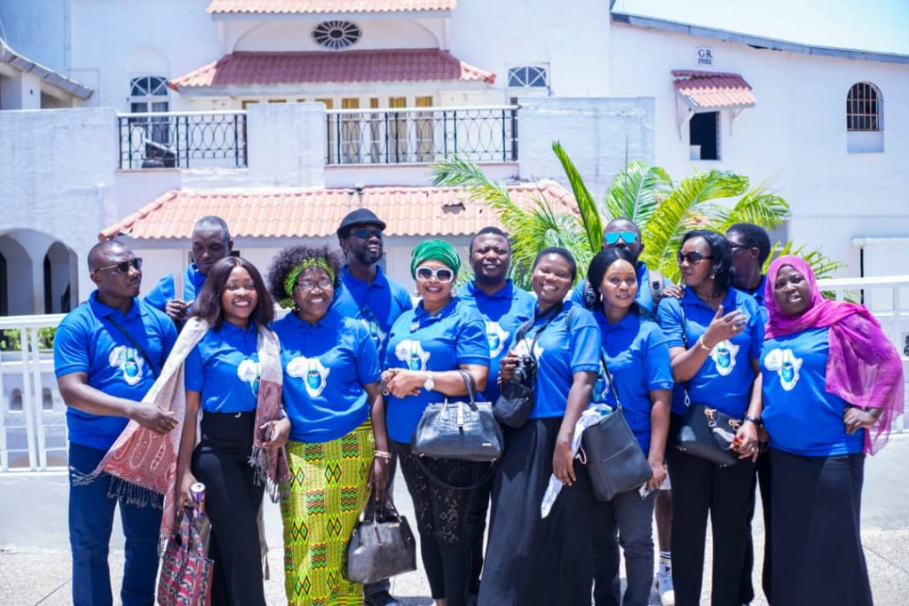 @OSU Castle, Accra
